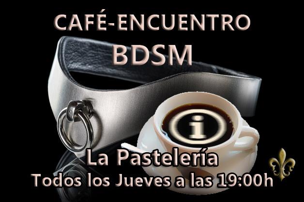 6 Café Encuentro BDSM para principiantes en Madrid